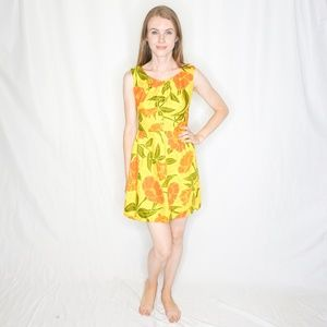 VINTAGE LIBERTY HOUSE Hawaii Sydney Mini Dress 885